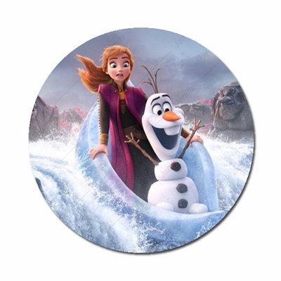 Anna en Olaf waterval