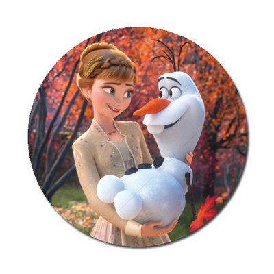 Anna en Olaf