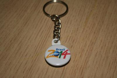Sleutelhanger Brasil 2014