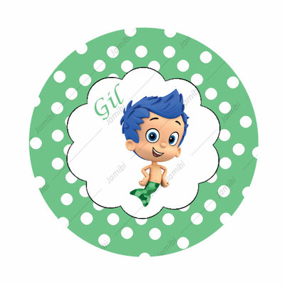 Bubble Guppies Gil