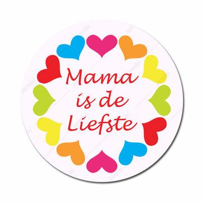 Mama is de liefste