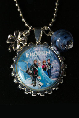 Ketting Frozen Team Frozen