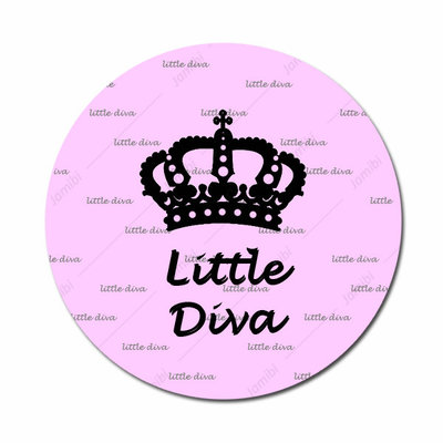 Little Diva roze