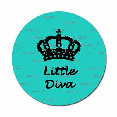 Little Diva groen