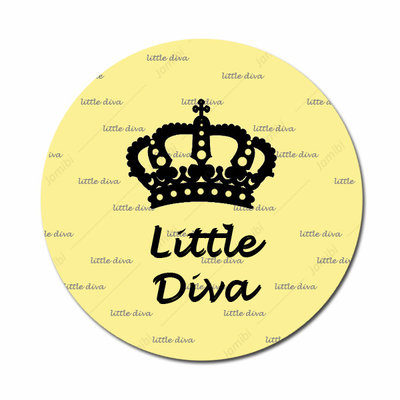 Little Diva geel