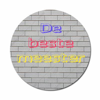 De beste meester muur