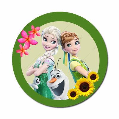 Elsa & Anna zonnebloem