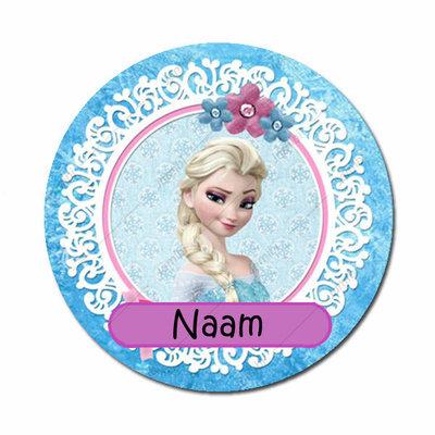 Elsa met naam