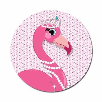 Flamingo kroontje