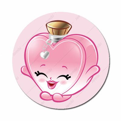 Shopkins Roze hart