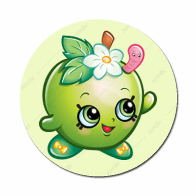Shopkins Apple groen