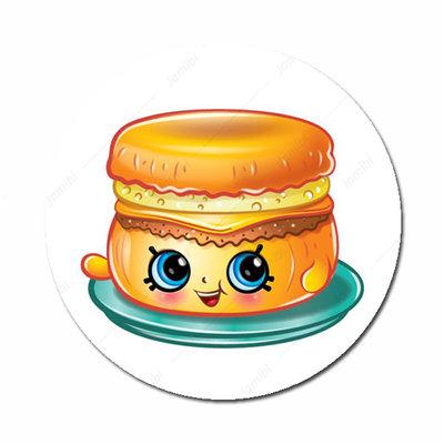 Shopkins Pancakes