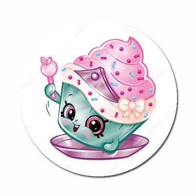 Shopkins Cupcake