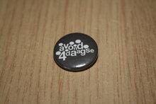Buttonspeld Avondvierdaagse zwart