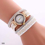 Armband horloge wit
